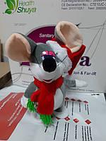 «Мышонок — повторюшка» ходит 20 см Символ Нового года