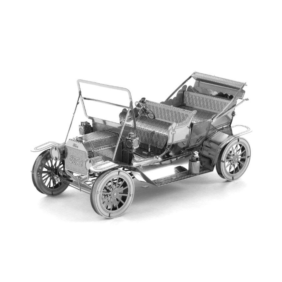 Металлическая сборная 3D модель Автомобиль Ford 1908 Model