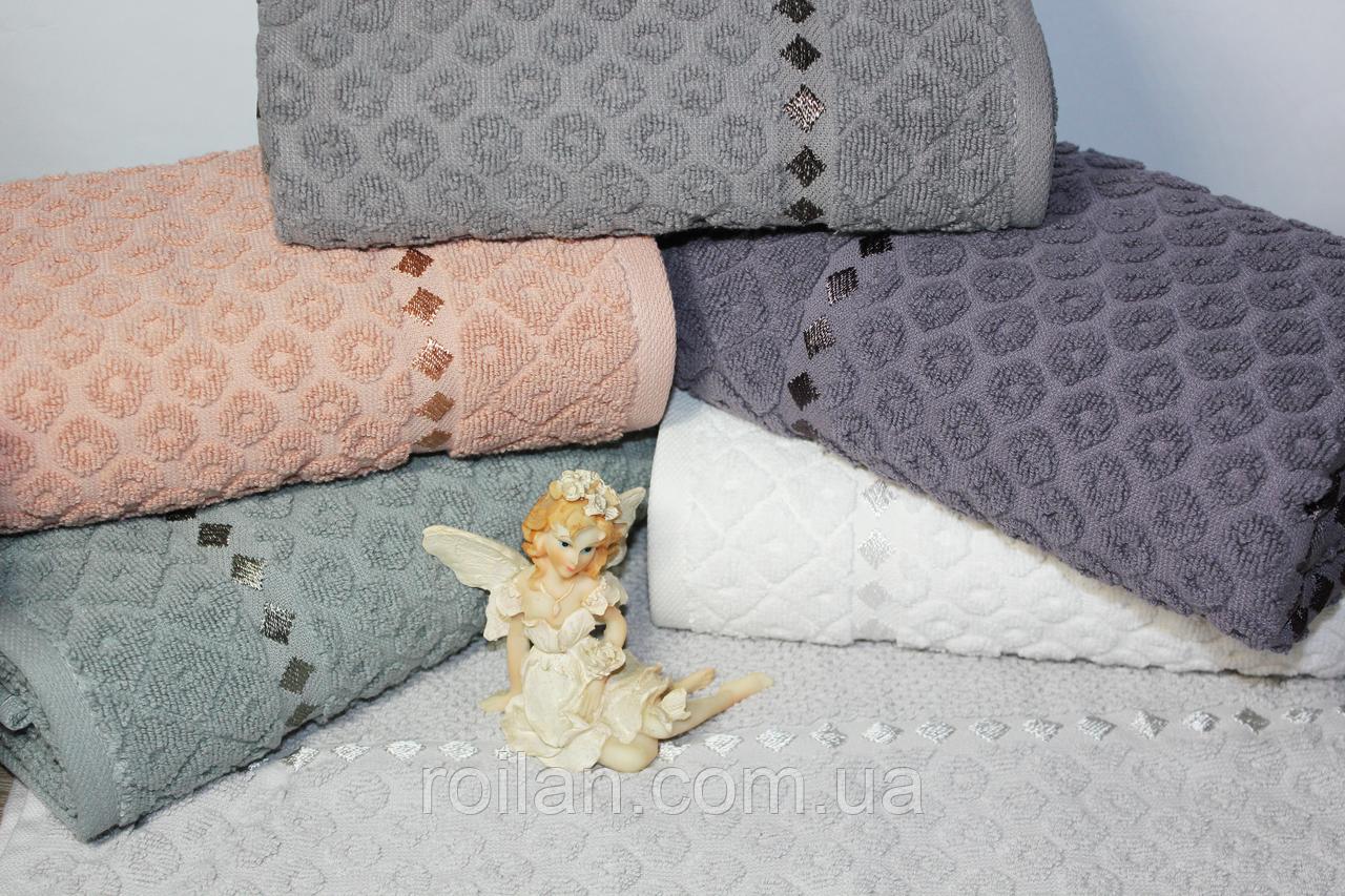 Метровые турецкие полотенца DESA
