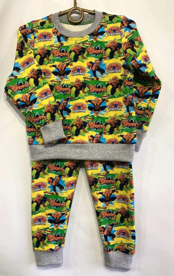 Детская пижама  92-116  Человек паук  175014