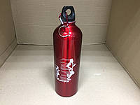 Спортивная бутылка для воды Sport 800 мл / Бордо-перламутр