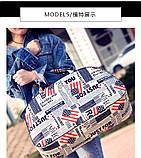 Дорожня сумка (33*54)тільки ОПТ сумка через плече, фото 9