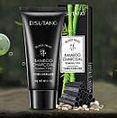 Очищаюча маска плівка Bisutang Black Bamboo Charcoal від чорних точок 60 g, фото 2