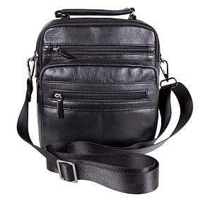 Качественная кожаная сумка Dovhani 30115