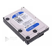 Жесткий диск для ПК Western Digital WD20EZRZ Blue 2тб, 3,3 Вт, защита от повреждений, жесткий диск на 2 тб, жесткие диски Western Digita