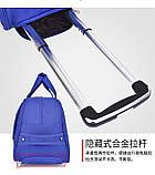 (35*56*28 )Дорожная сумка на колесах Отличное качество только оптом, фото 8