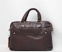 Стильная мужская сумка в руку и через плечо Lead Hake / LeadHake