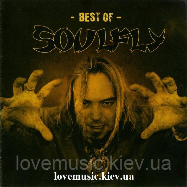 Музичний сд диск SOULFLY Best of (2009) (audio cd)
