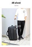 (35*60*30 )Дорожная сумка на колесах Отличное качество только оптом, фото 2