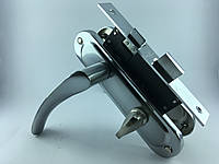 Врезной замок 62 mm ФУРОР ВК 62-20SN\CP ( сатин)