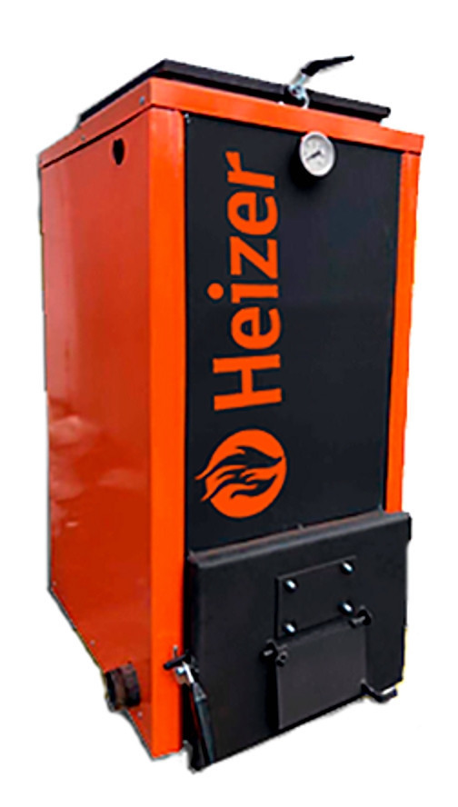 Шахтный твердотопливный котел Heizer 18 kWt котел Холмова на немецком оборудовании