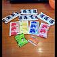 Набор для изготовления лизуна Crazy Slime Mega Mix 4 в 1 Данко-Тойс, фото 4