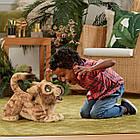 Интерактивная игрушка Дисней Король Лев Симба Hasbro Disney Lion King Simba, фото 7