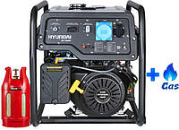 Двухтопливный генератор Hyundai HHY 10000FE LPG
