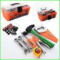 Набор инструментов из высокопрочного пластика для детей