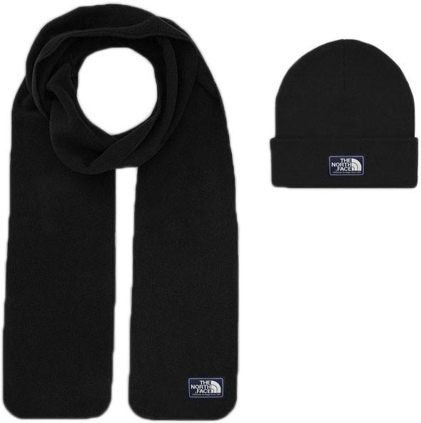 Мужской шарф The North Face (ориг.бирка) черный