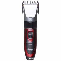 Беспроводная машинка для стрижки волос с двумя аккумуляторами Gemei GM 550