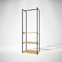 Стойка-Вешалка для одежды LNK loft 600х400x1800, фото 1