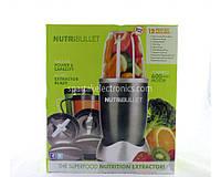 Соковыжималка Nutri Bullet, мощность 600 W, кухонный комбайн, мэджик буллет, блендер, кухонный измельчитель