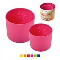 Форма силиконовая для пасок Stenson MH-0463 в наборе 2 шт, 10 / 12,5 см, товары для кухни из силикона, формы для выпечки, посуда, силиконовая форма