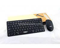 Беспроводная клавиатура + мышка CHARGE WI 1214, цвет черный, клавиатуры, клава
