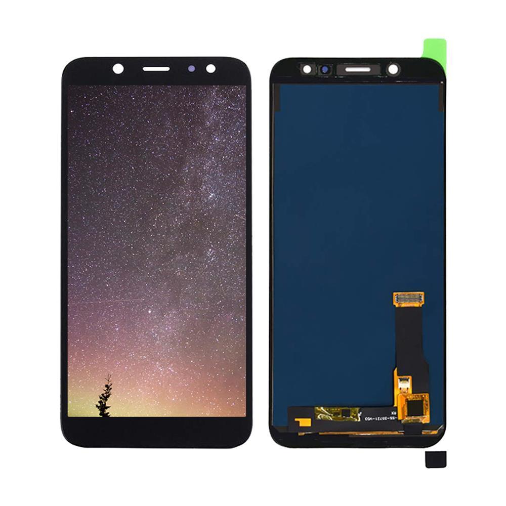 Дисплей (LCD) Samsung A600 Galaxy A6 (2018) OLED с тачскрином, черный
