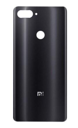 Задняя крышка Xiaomi Mi 8 Lite, чёрный