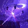 AC110V / AC220V 1.5 RPM / 3 об / мин Вращающийся зеркальный шар Мотор с силовым кабелем для рождественского света - 1TopShop, фото 6