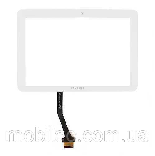 Сенсорный экран (тачскрин) для планшета Samsung P7500 Galaxy Tab | P7510 | P7100 white ориг. к-во