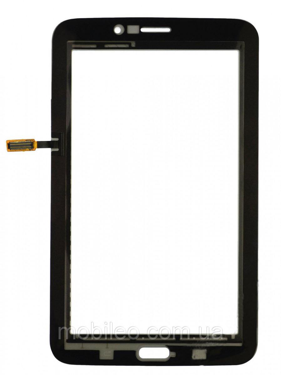 Сенсорный экран (тачскрин) для планшета Samsung T113 Galaxy Tab 3 Lite 3G black ориг. к-во