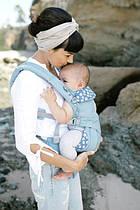 Эрго рюкзак Ergo baby Omni 360 Blue Daisy с рождения