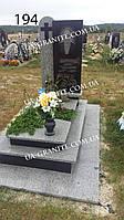 Пам'ятник із граніту покостовка на могилу