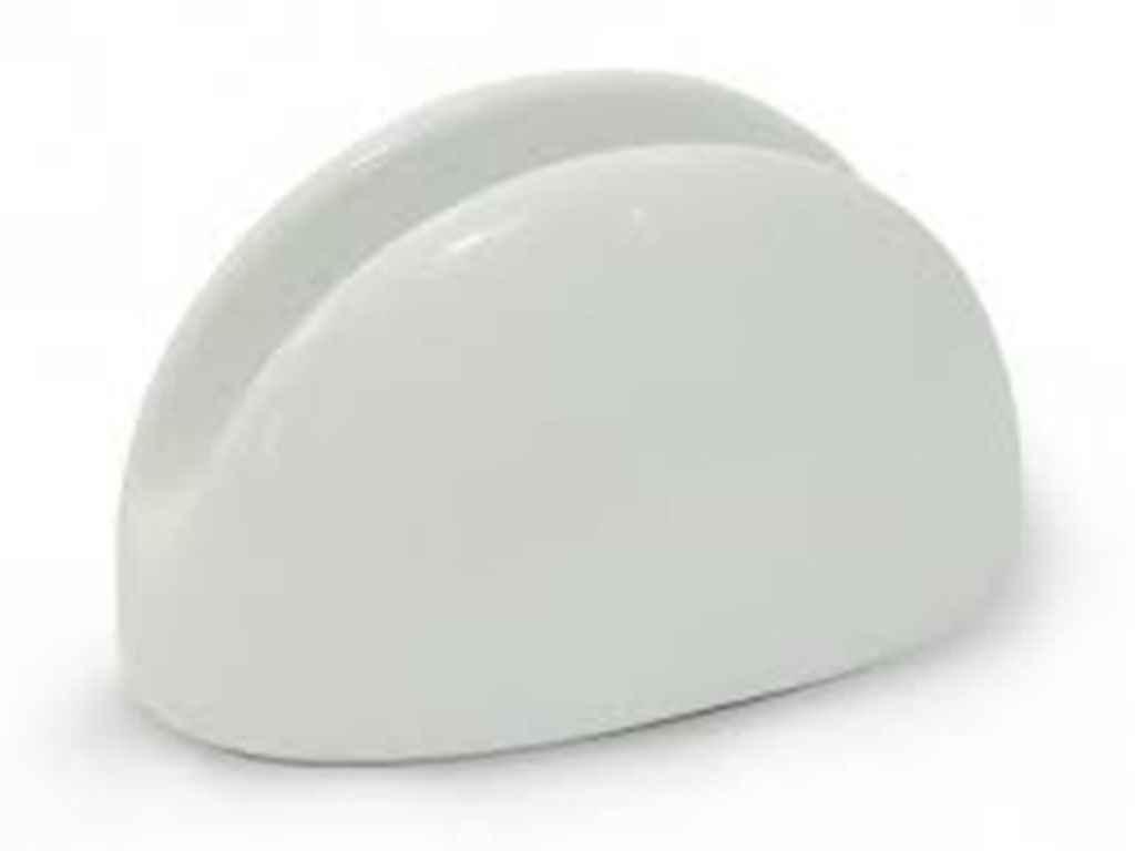 Серветниця порцелянова RWP-01 білий HoReCa 00081201 ТМINTEROS