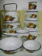 Посуд емальований