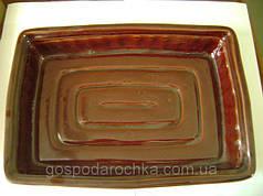 Жаропрочная керамика коричневая