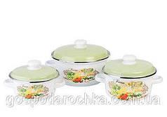 Эмаль Наборы Посуды