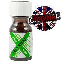 Попперс Ultra Strong Green® 15мл Англия, фото 1