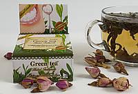 Тайская зубная отбеливающая паста с зеленым чаем