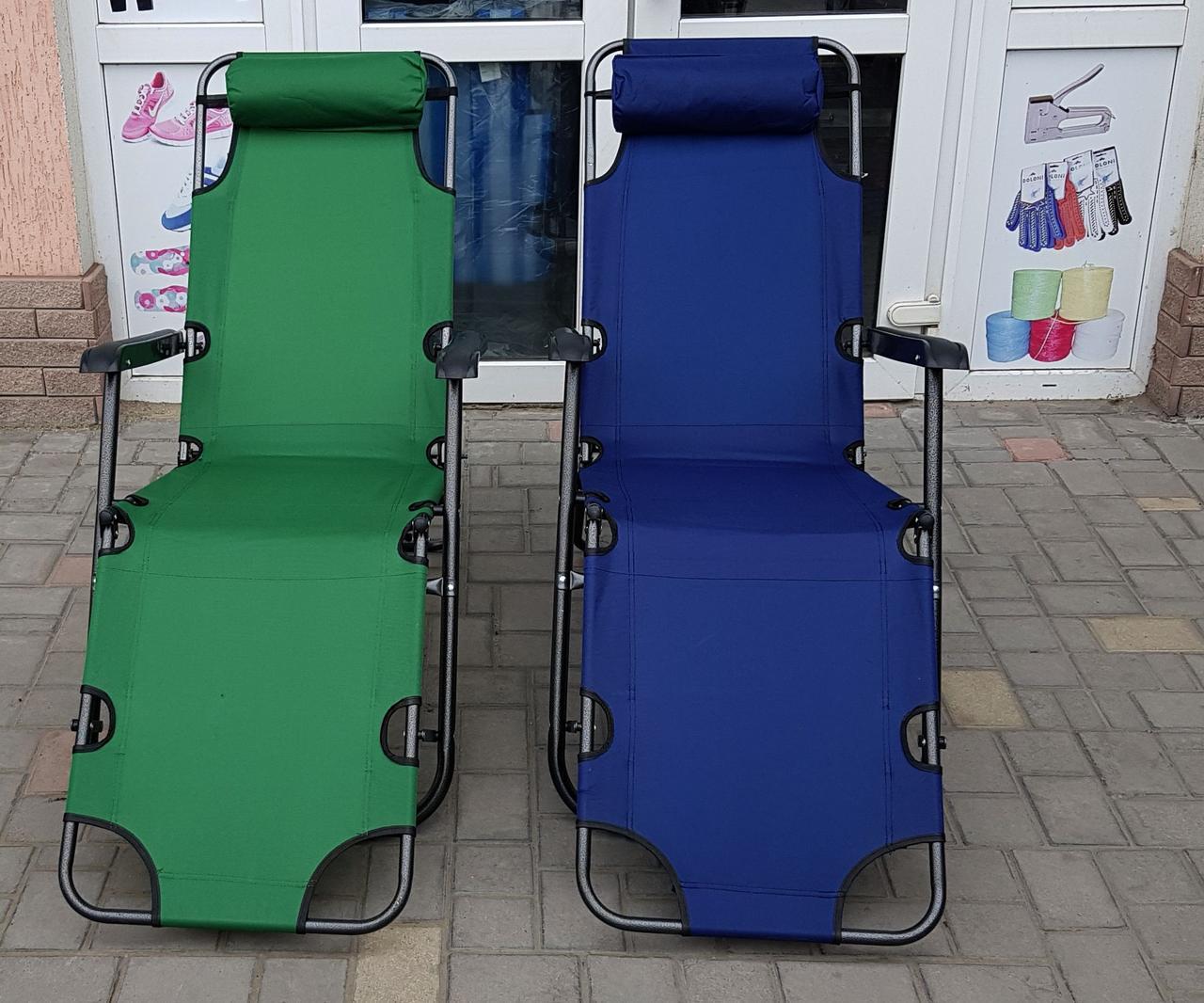 Шезлонг-кресло раскладной мод-004