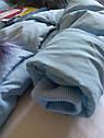 """Зимнее пальто """"Полианна"""" Nui Very c накладными меховыми карманами Размеры 122 128 134, фото 7"""