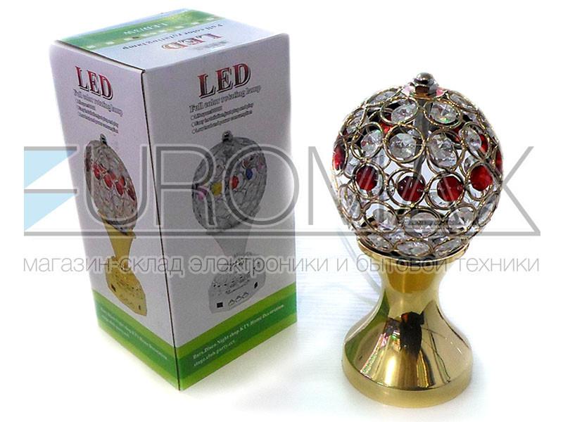 Светодиодная вращающаяся лампа (без обменов, без возвратов) 50шт RHD-37