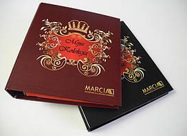 "Альбом для монет ""Марсиа Престиж"" 221 ячейка"