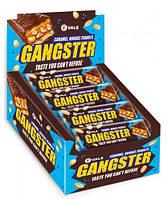 Батончик Gangster арахис и нуга 50 г 20 шт/уп 120шт/ящ