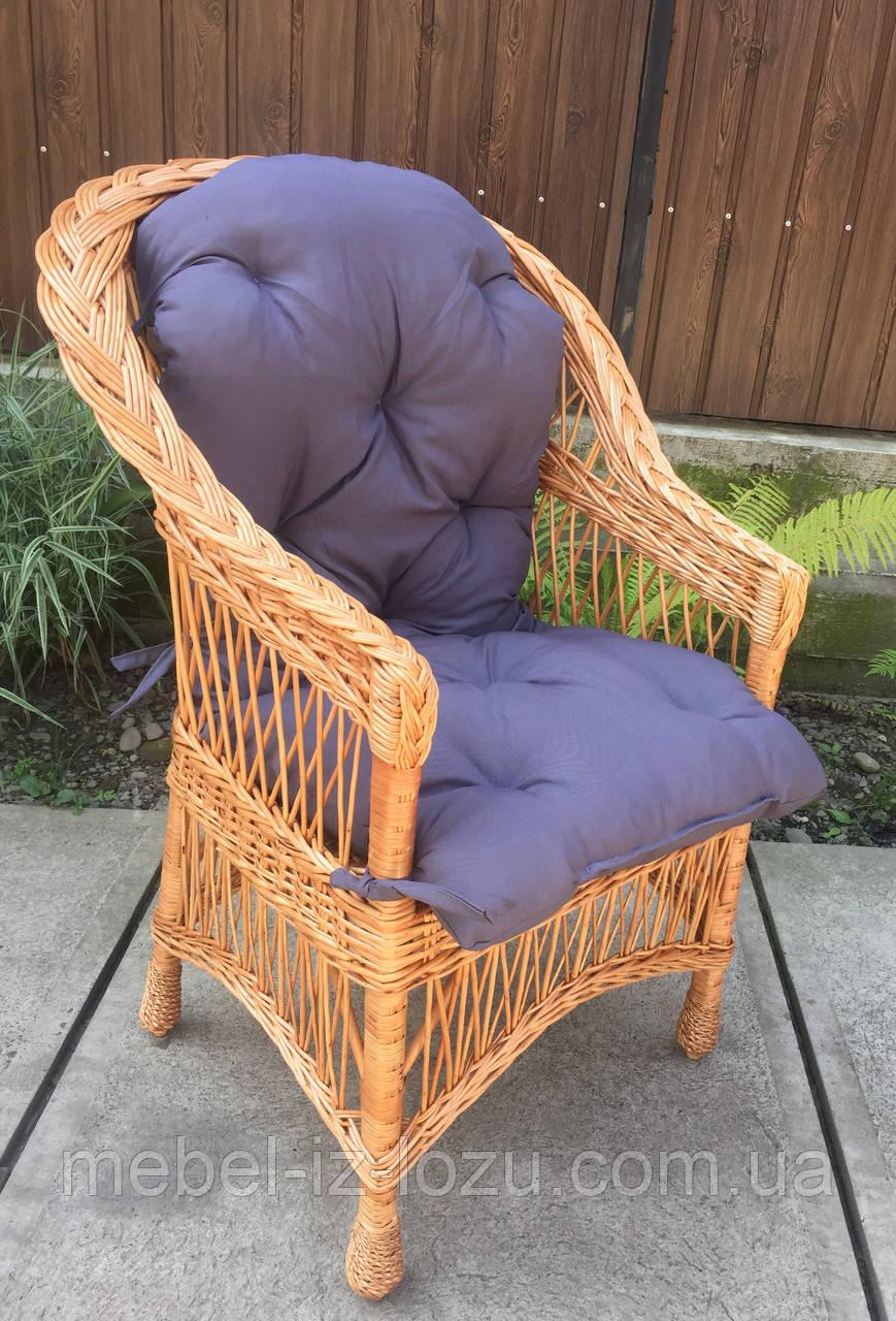 """Кресло """"Обычное"""" с подушкой №3"""