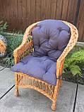 """Кресло """"Обычное"""" с подушкой №3, фото 5"""