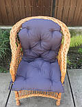 """Кресло """"Обычное"""" с подушкой №3, фото 6"""