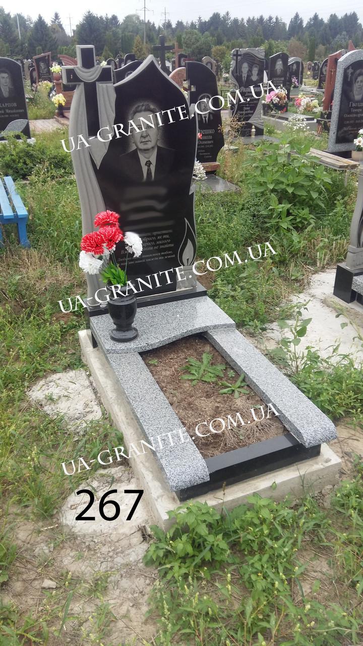 Комплекс на могилу памятник из гранита