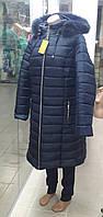 Зимнее пальто батал 48-62 размеры, фото 1