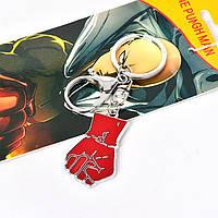 Брелок Ванпанчмен One Punch Man OPM 22.02