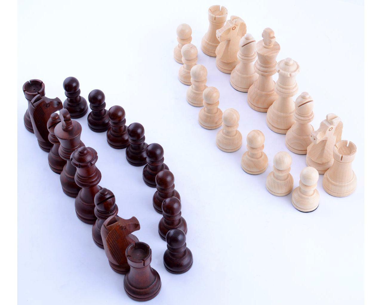 Шахматы классические дерево